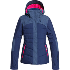 Roxy Dakota Jas Dames, medieval blue
